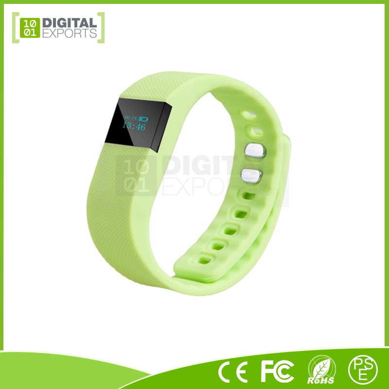 Digital Exports bluetooth smart wristband/ phone calling smart bracelet/ fitness tracker watch smart bracelet