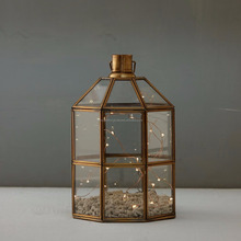 Star Shaped Lanterns, Black and brass lanterns new designs,