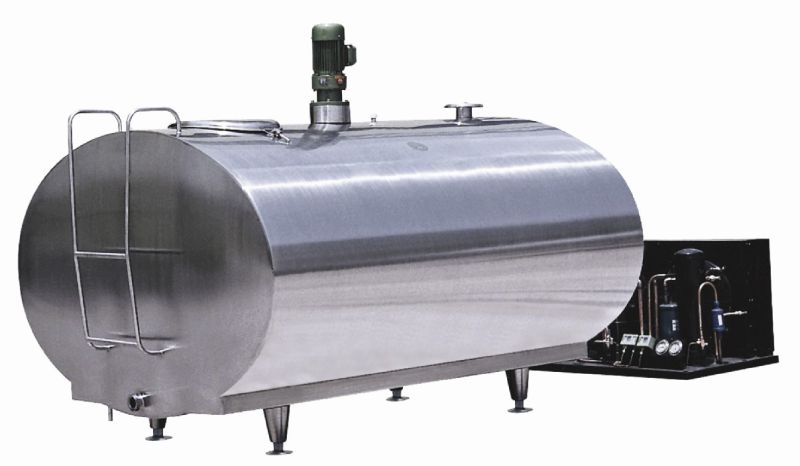 Milk Chiller Tank 9Ltr-1000Ltr