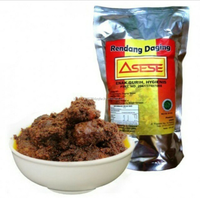 Authentic Indonesian Beef Rendang