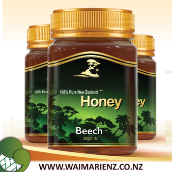 Beech Honey Dew, 250g from New Zealand 2017