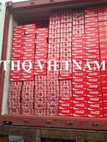 12 [THQ VIETNAM] Coca soft drink in 330ml cans