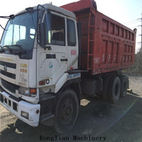 Used/Secondhand DFAC DONG FENG Dump/Tipper Truck
