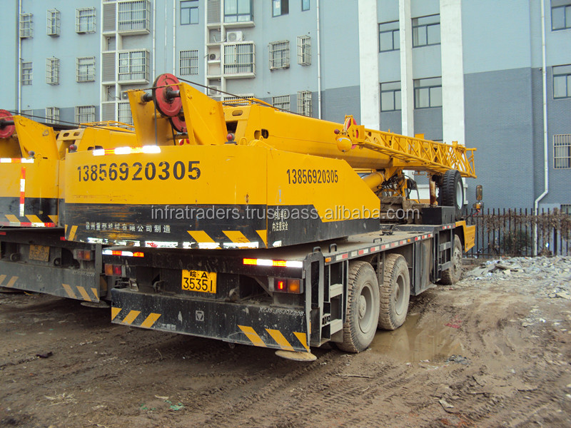XCMG price25ton Used truck crane , used truck crane QY25K made in China