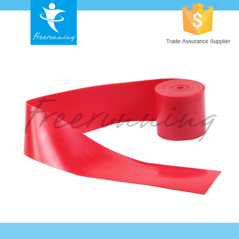 Custom Muscle Recovery Rubber Floss Bands