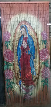 The most attractive hanging screen room divider Virgin Maria