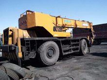 50 Ton Kato KR500 Rough Terrain Crane,Used Machine, Low Price 50 Ton Kato KR500 Rough Terrain Crane On Sale