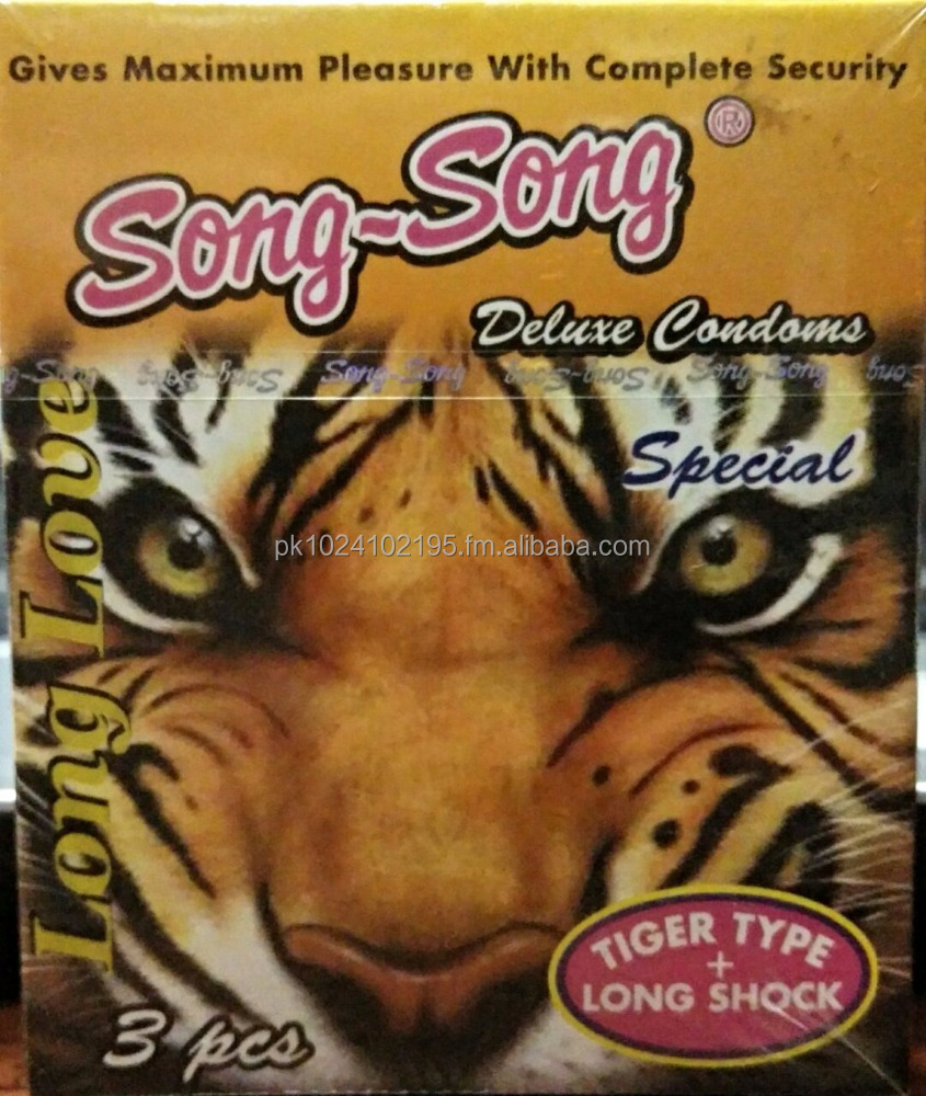 Song Song Deluxe Condoms - Special