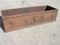 GARDEN PLANTER, COPPER PLANTER, DECORATIVE PLANTER