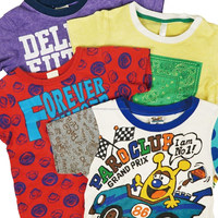 Wide assortment of colorful secondhand children clothing distributors from Japan