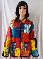 Indian Handmade Fashion Women's Coat & Kantha Jackets Online