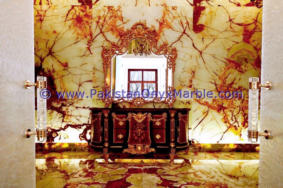 FIRST QUALITY BACK LIT ONYX BATHROOM VANITY TOPS & SINKS