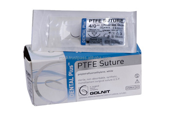 PTFE Sutures - nonabsorbable reverse cutting 1/2 circle