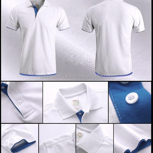 New Men's Cotton Casual Sports Polo Shirt