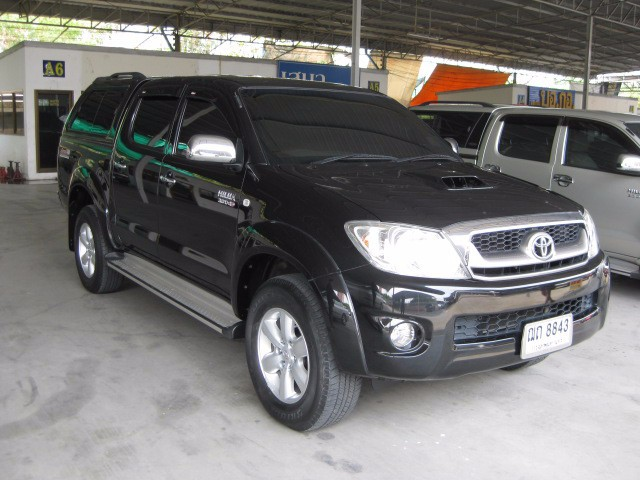 2008 Toyota Hilux VIGO 3.0G 4WD AT Double Cab Pickup Truck