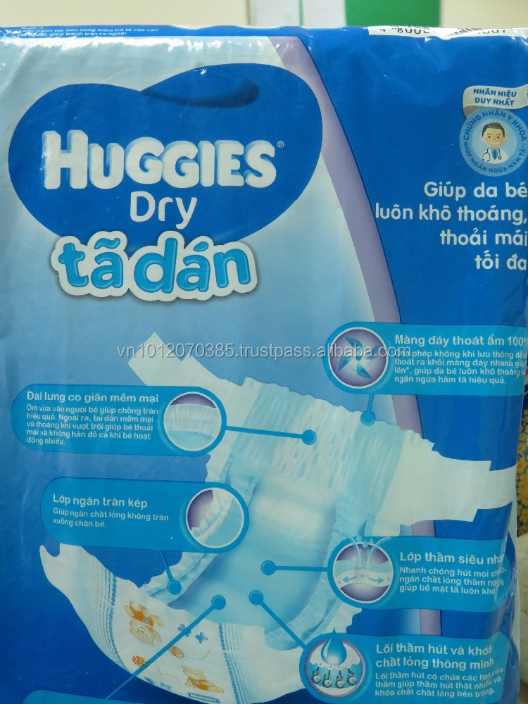 Huggie Diaper For Kid FMCG products