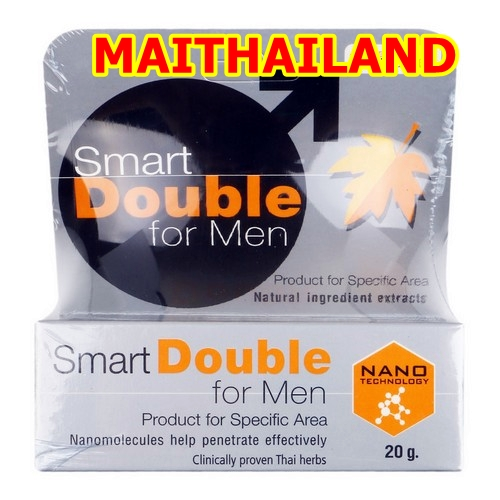 Penis Enlargement Cream for Men Smart Double for Men 50g Herbal Penis Enlargement Cream