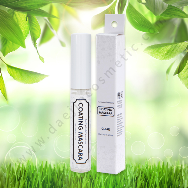 Eyelash Extension Coating Mascara (Sealer)