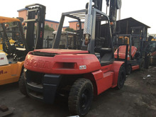 good price used toyota 8 Ton forklift/ FD800 toyota forklift
