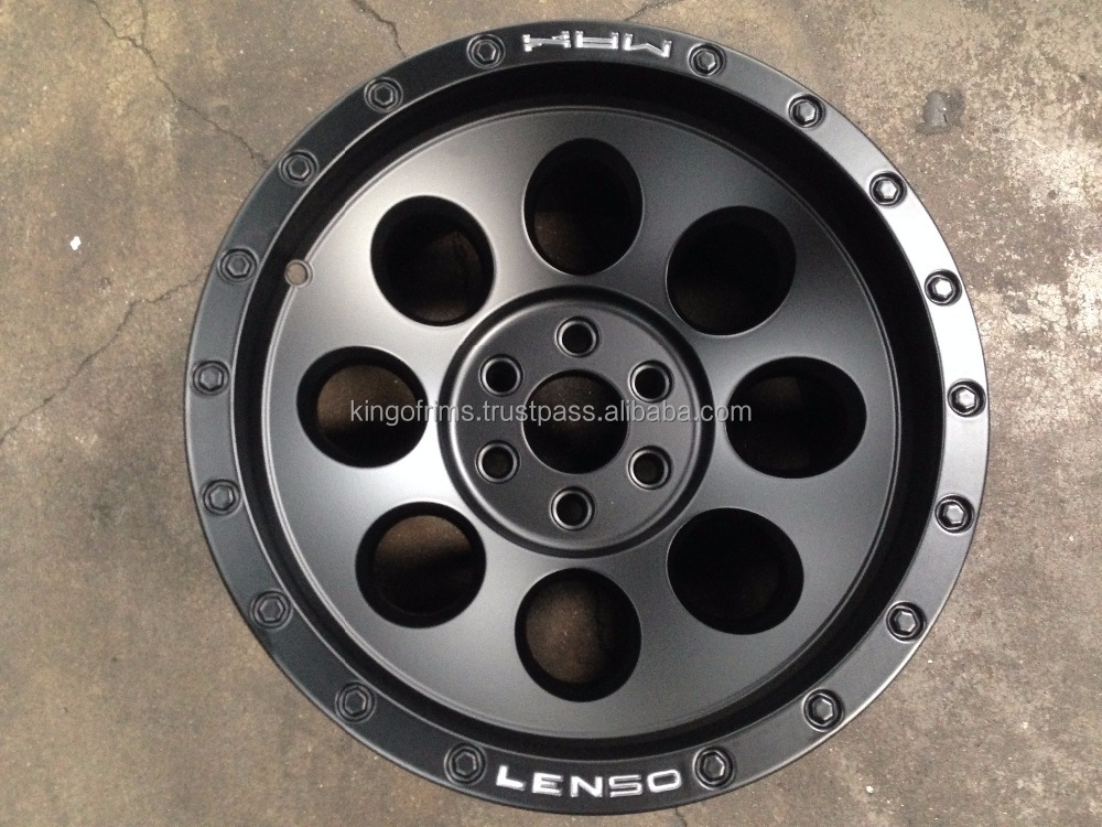 New! 16 inch Original Lenso Max 1
