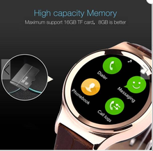 T3 UV Detection Pedometer MP3/MP4 player Sport Smart Watch For Iphone And Android