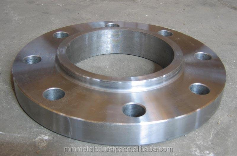 slip on raised face flange Manufactured in India