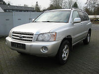 USED CARS - TOYOTA HIGHLANDER 4X4 2.4 PICK UP (LHD 8655)
