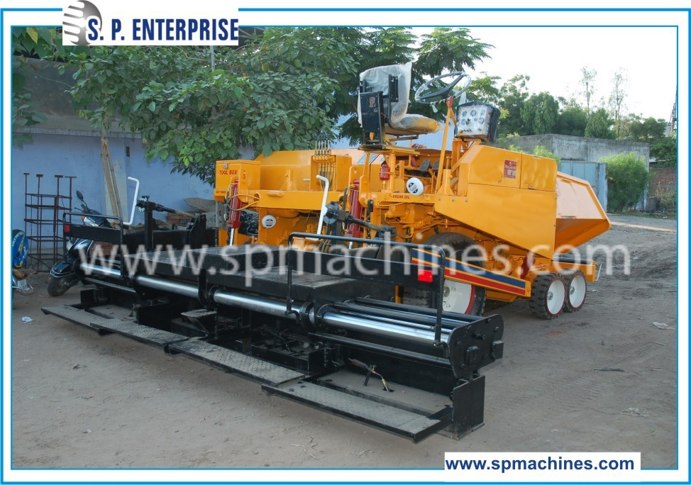 Good Quality Asphalt pavers, Paving Machine from India