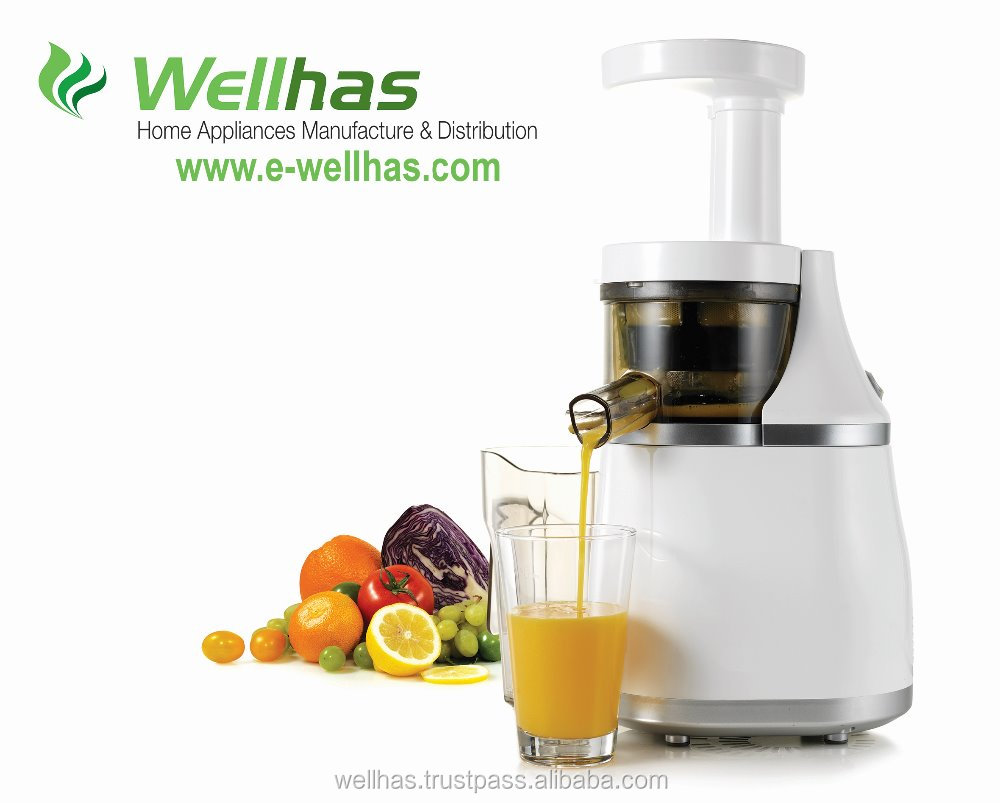 Korean slow juicer Patented Mutual Counter Rotation System function MSJ-110M