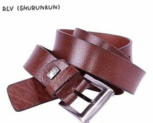2017 new style Famous Brand Leather belt men