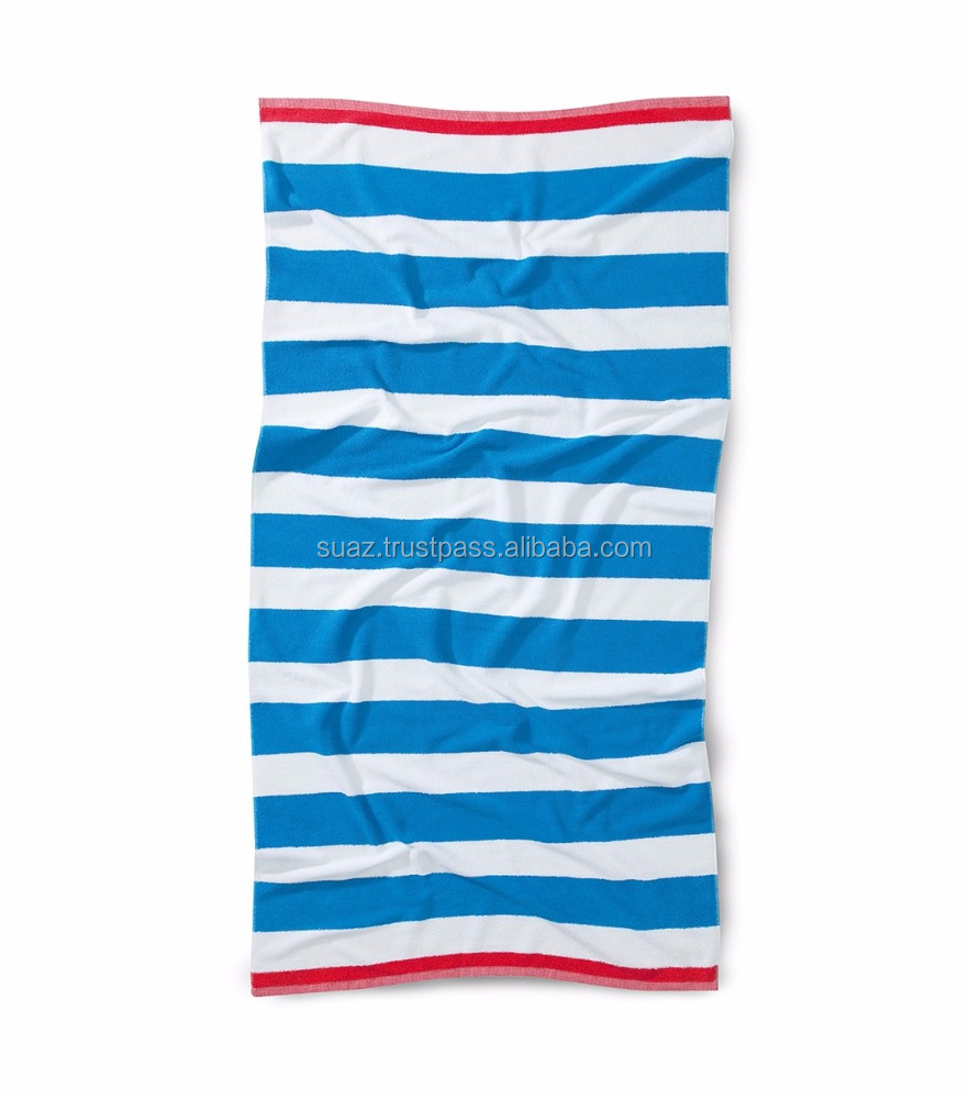 custom printed beach towel , 100% cotton towels , custom promotion beach towel with logo wholesale ,
