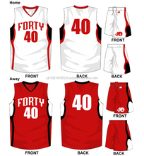 2016 latest best Sublimated reversible Custom Basketball Jersey design/Camo Cheap Basketball Uniforms blank/2016 new design euro
