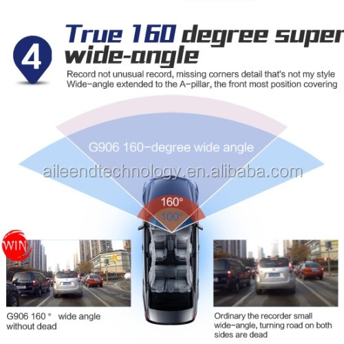 Full HD 1080P 3.0 inch Screen Car DVR Blackbox
