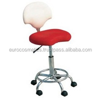 RED BEAUTY STOOL