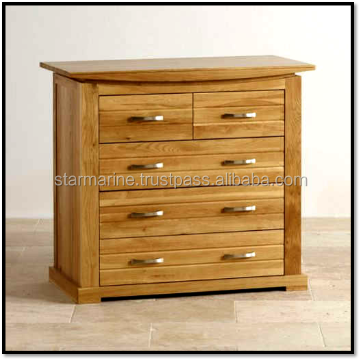 2+3 Drawer Chest Bedroom Furniture Made in Viet Nam