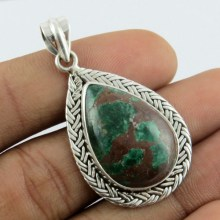 Fancy Shape Arizona Turquoise 925 Sterling Silver Jewelry Pendant, Beautiful Silver Jewelry, Online Silver Jewelry