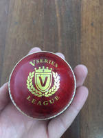 Professional red color Cricket ball /good quality cricket ball / best export quality cricket ball