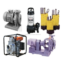 Japanese famous high quality water pump brands TERADA pump