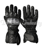 High Quality Leather Motorbike Gloves for Professional Racers