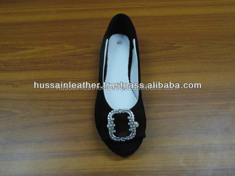 Ladies Bavarian Shoes