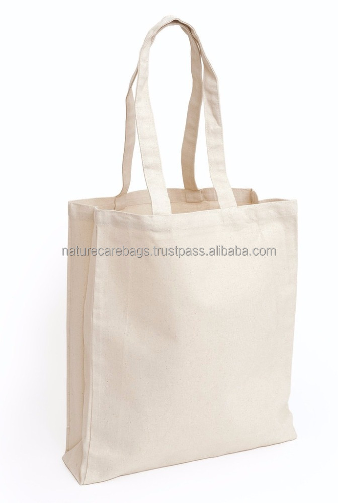 wholesales cheap recycled custom promotion standard size black 100% cotton shopping tote cotton bag