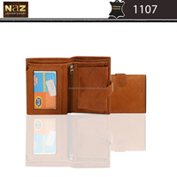 Mens Wallet flip style multiple card pockets for daily use