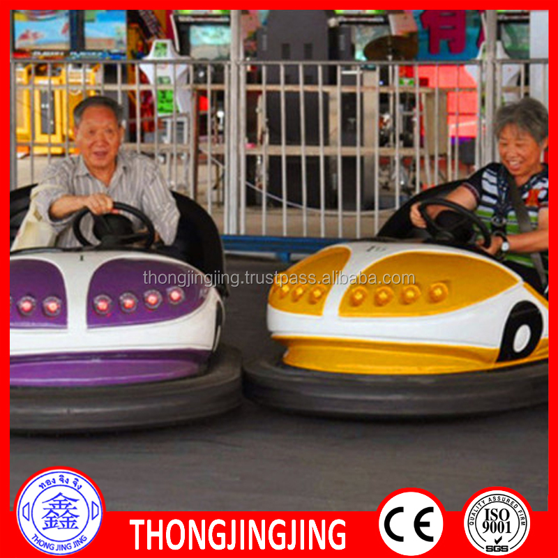 Top fun professional manufacturers amusement electric ride bumping car