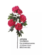 Wholesale high quality cheap artificial flower for decoration