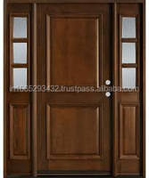 DECORATIVE FRONT DOOR DESIGN