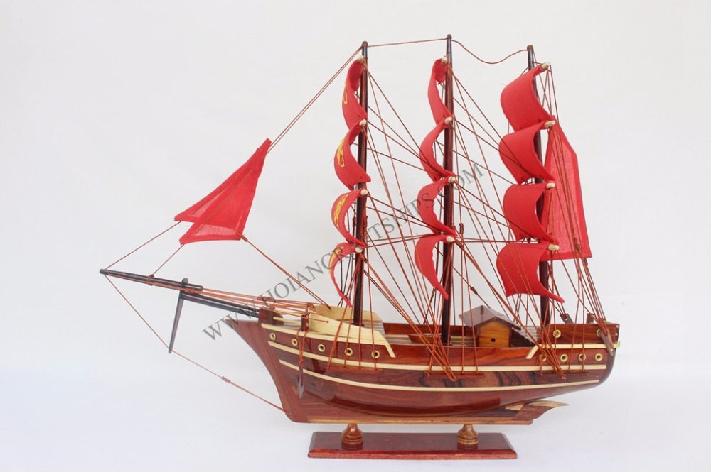 KAIWO MARU SHIP MODEL, INTRICATE CRAFT OF VIETNAM - HANDICRAFT PRODUCT