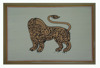 Islamik Calligraphy Muslim Handmade Artist Online Art Gallery Painting Islamic Wall Decor Art Suppliers Muslim Lion Animal
