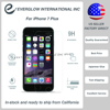 US SELLER Factory Direct Tempered Glass Screen Protector for iphone7plus, for iPhone 7plus