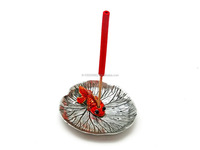 Incense holder pewter