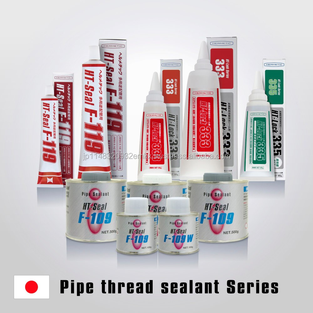 Various types of pipe joint sealant , other adhesives also available